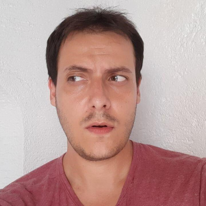 Jorge Benito - Copywriter