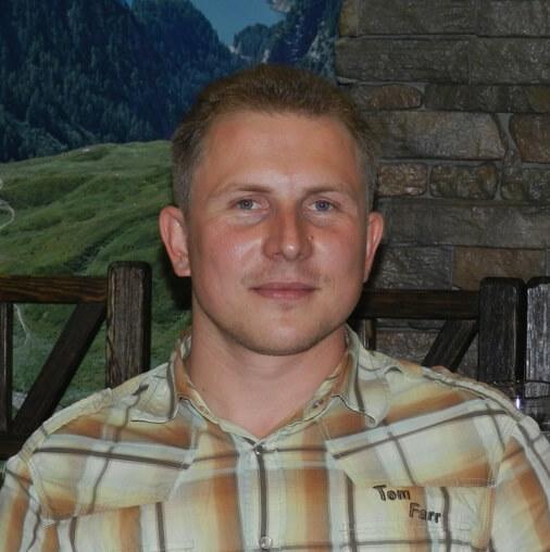 Vitaly Polukhin - Software Developer